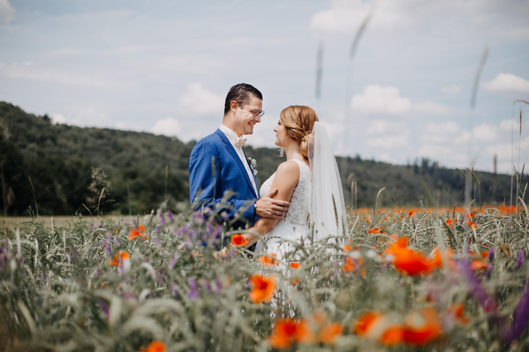 Hochzeit Christine und Christian in Wertheim und Kloster Bronnbach
