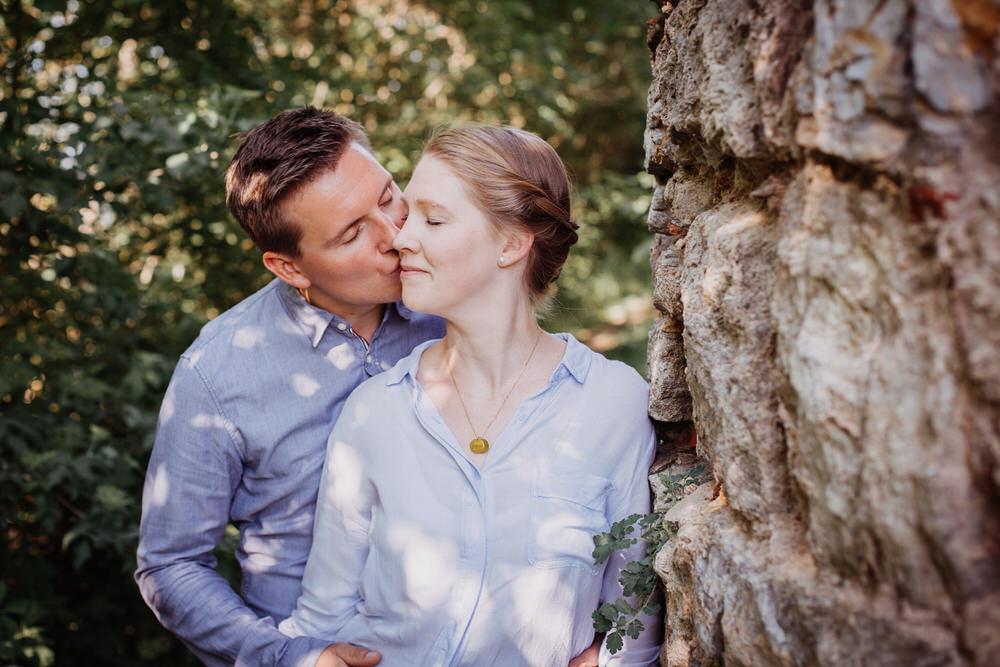 Engagement-Shooting Carmen und Christian
