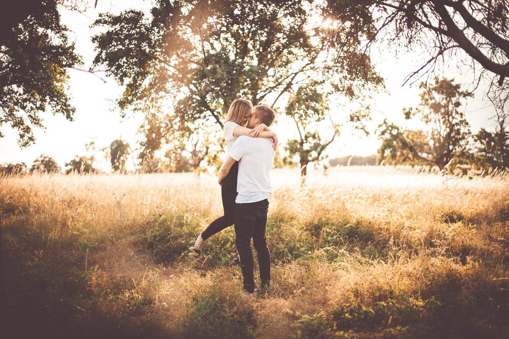 Engagement Shooting Anja und Bastian