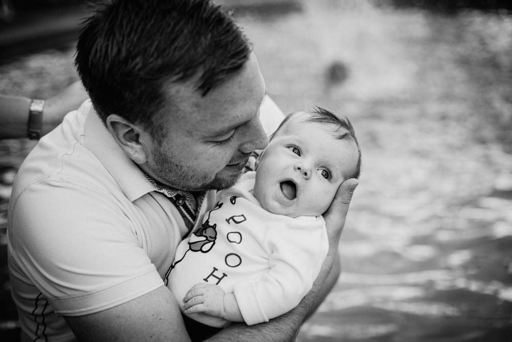 Familien- und Babyfotoshooting