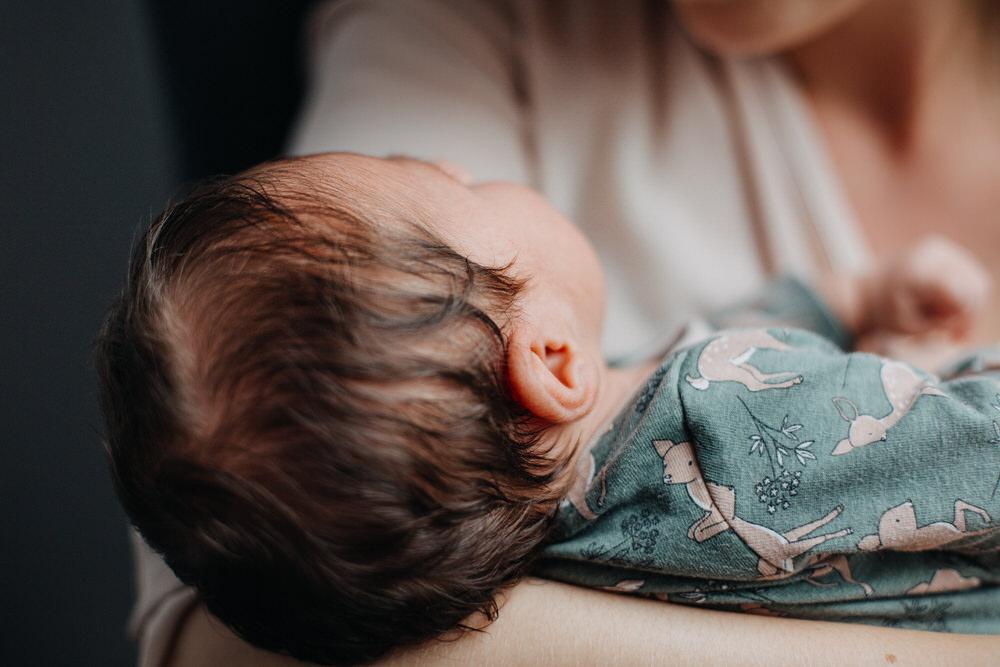 Baby Newborn Fotoshooting in Wertheim-Bettingen