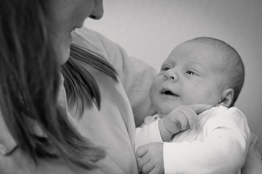 Baby Newborn Fotoshooting Würzburg