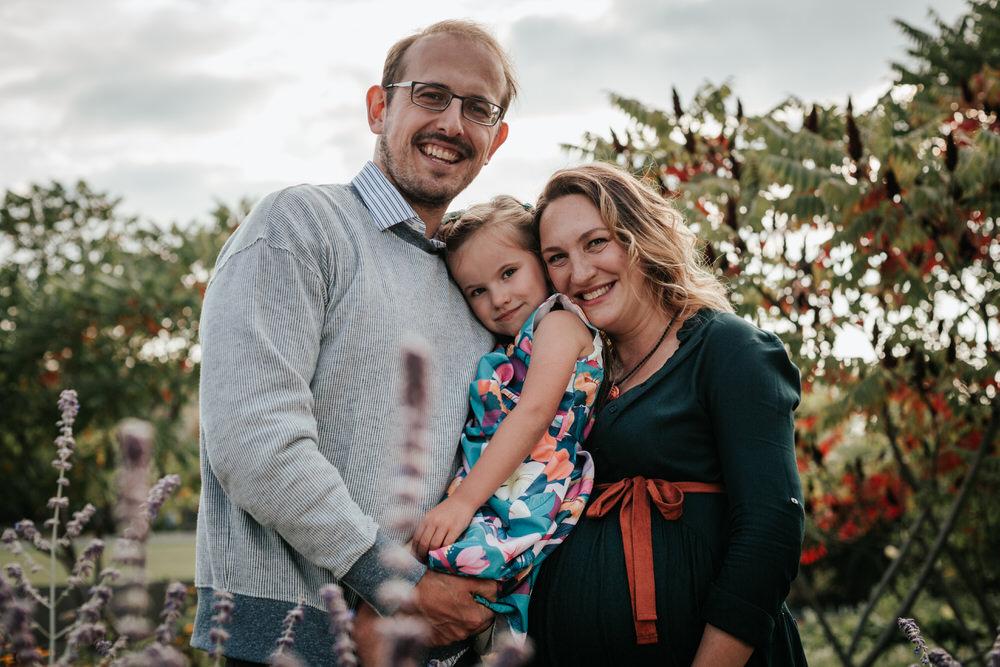 Familien und Baby Fotoshooting in Würzburg