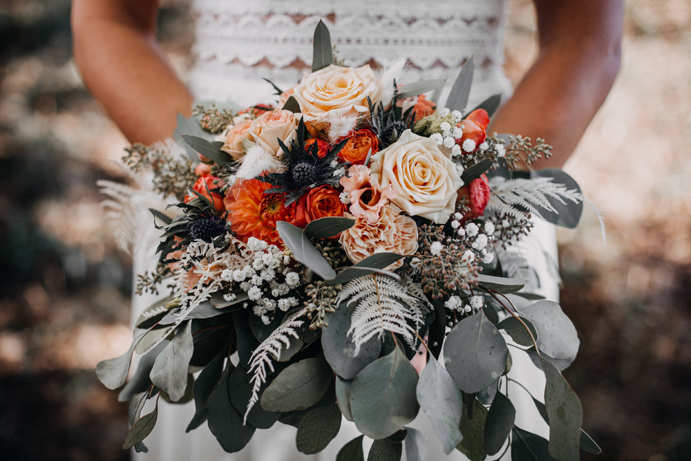 Hochzeit in Creglingen und Hochzeitsfeier in der Uhlenmühle in Aub