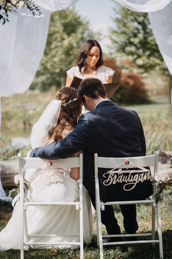 Hochzeit im Hotel Freihof in Prichsenstadt